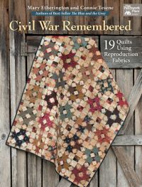 Book Review – Civil War Remembered by Mary Etherington and Connie Tesene